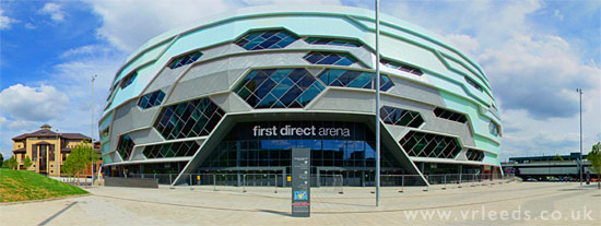 First Direct Leeds Arena